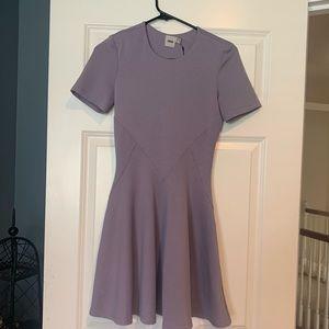 ASOS NWT purple / lilac dress sz 0